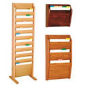 Click here for more Chart, Magazine and Literature Racks by Worthington