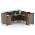 Click here for more Receptionist Stations by Worthington