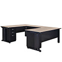 Click here for more U-Shaped Desks by Worthington