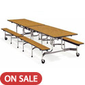 Click here for more Cafeteria & Lunch Room Tables on Sale by Worthington