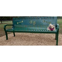 Pooch Perch Bench by UltraPlay
