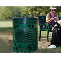 Click here for more Tidy Up Trash Receptacle by UltraPlay by Worthington