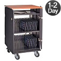 32 Tablet Charging Carts by Oklahoma Sound