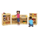 Click here for more Toddler Kitchens by Jonti-Craft by Worthington