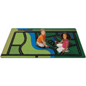 Click here for more Transportation Fun Rug by Carpets for Kids by Worthington