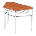 Click here for more 2600 Series Trap Desk by CDF by Worthington
