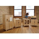 Click here for more TrueModern Kitchen Sets by Jonti-Craft by Worthington