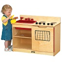 2 In 1 Kinder-Kitchen by Jonti-Craft