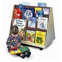 Click here for more Book Displays & Book Storage by Worthington
