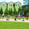 Click here for more Starter Outdoor Fitness Kit by UltraPlay by Worthington