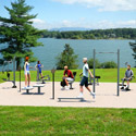 Click here for more Medium Outdoor Fitness Kit by UltraPlay by Worthington