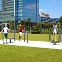 Click here for more Simple Outdoor Fitness Kit by UltraPlay by Worthington