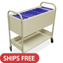 Click here for more Mailroom Cart by Marvel by Worthington