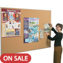 Click here for more Valu-Tak Cork Bulletin Board with Aluminum Trim by Best-Rite by Worthington