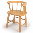 Bentwood Back Maple Chair by Whitney Brothers