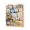 Wall Book Display by Whitney Brothers
