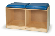 Click here for more Bench Locker by Whitney Brothers by Worthington