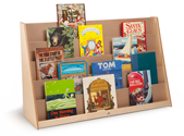 Click here for more Extra Wide Book Display by Whitney Brothers by Worthington