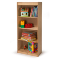 Click here for more Tall Storage Bookcase w/ Adjustable Shelves by Whitney Brothers by Worthington