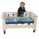 Click here for more Deluxe Sand & Water Table by Wood Designs by Worthington