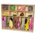 Click here for more Trim Line Locker by Wood Designs by Worthington