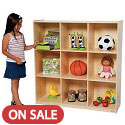 Big Cubby Storage by Wood Designs