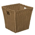 Click here for more Plastic Wicker Baskets by Wood Designs by Worthington