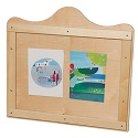 Click here for more Wall Frames by Wood Designs by Worthington
