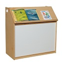 Click here for more Book Display with Marker or Flannel board by Wood Designs by Worthington