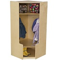 Click here for more Corner Locker by Wood Designs by Worthington