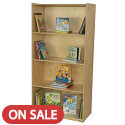 Click here for more  Multi-Purpose Bookcase by Wood Designs by Worthington