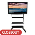 Click here for more Universal Flat Panel TV Stand  by Luxor by Worthington