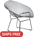 Click here for more The Who Lounge Chair by Woodstock Marketing by Worthington
