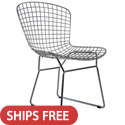 Click here for more The Who Side Chair by Woodstock Marketing by Worthington