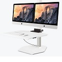 Click here for more Winston Dual VESA Apple iMac Sit-Stand Workstation by Innovative by Worthington