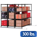 Click here for more X5 Lite Sliding Wire Storage System by OFM by Worthington
