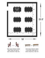 Click here to view Table Layout Guide