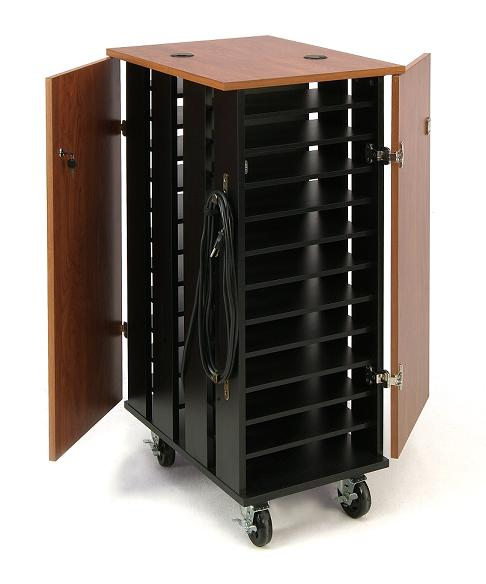 Oklahoma Sound TCSC Charging Cart