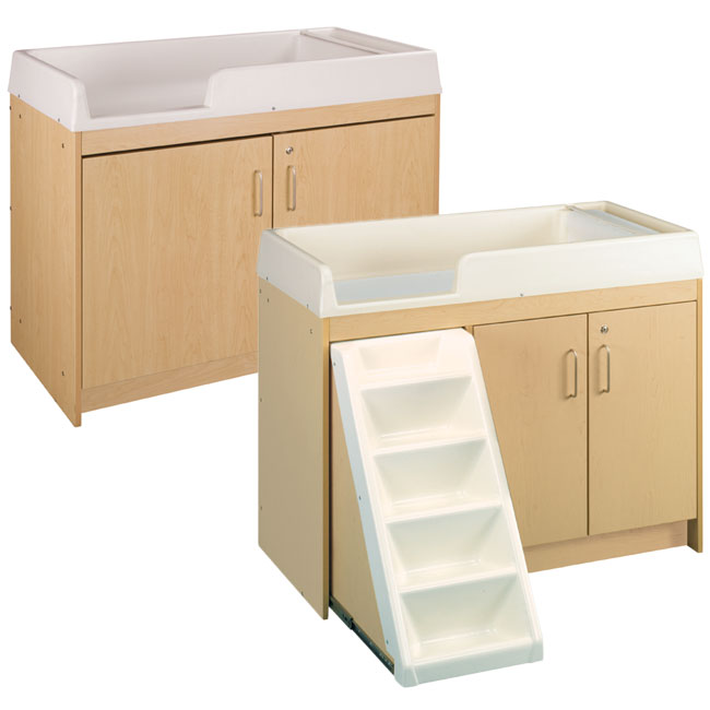 All Early Childhood Changing Tables By Tot Mate Options