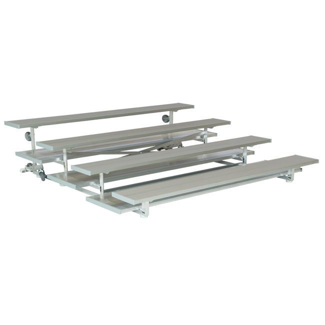 tr-0415alrprf-tip-n-roll-4-row-low-rise-portable-bleacher-preferred-double-foot-plank