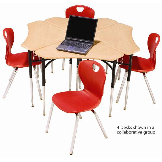 desk and proddetail kraft two student seater copy furniture stainless steel royal wooden