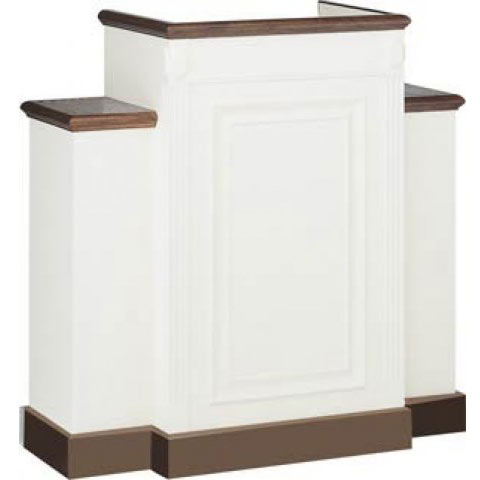 twp605-46hx44wx18d-white-w-35-light-oak-trim-colonial-style-winged-pulpit