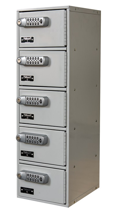 uctl192-5a-e-pl-cell-phone-tablet-locker-5-tier-1-wide-digitech-lock