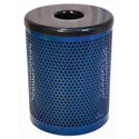 Click here for more Outdoor Trash Cans & Recycling Bins by Worthington