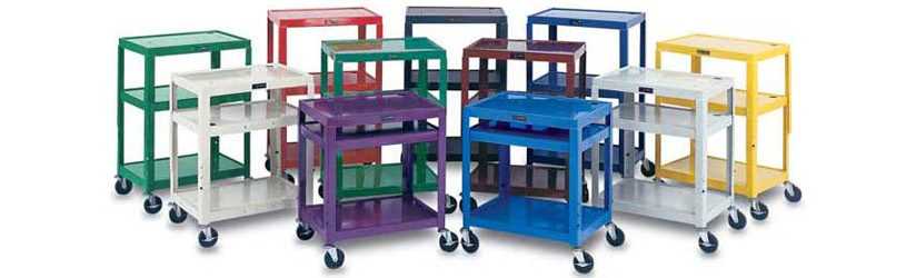 Examples of Utility Carts