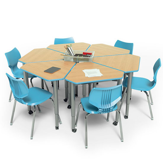 Diamond Collaborative Desks