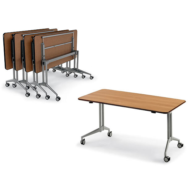 All Uxl Nest And Fold Training Table By Smith System