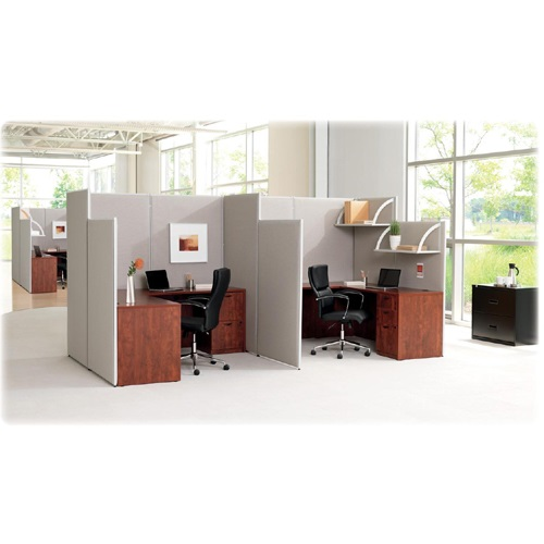hon verse office panel 36 w x 72 h bsxp7236gygy