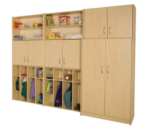 Tot-Mate ELEV11 Vos Preschool Wall System Set