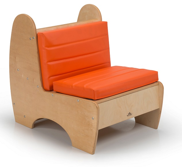 Wb7802 Contemporary Reading Chair